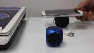 Xsquare Portable Speaker