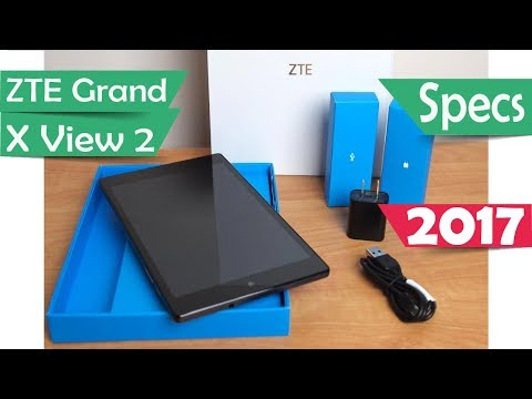 ZTE Grand X View 2 - Specs 2017