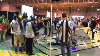 FTC 4592 - High Score at 2014 FTC VA State Championship!