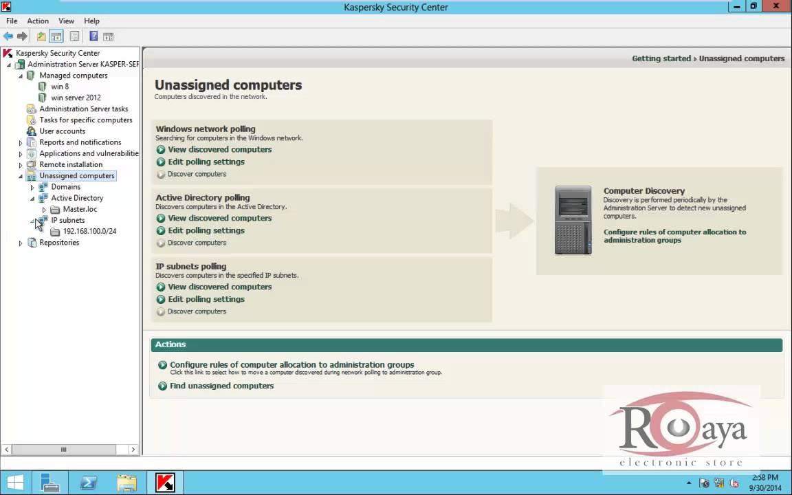 kaspersky endpoint security center 11 download