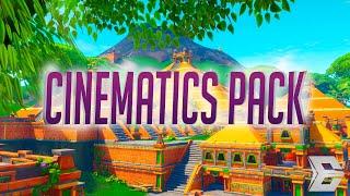SUNNY STEPS CINEMATICS PACK (DOWNLOAD IN DESC) | FORTNITE SEASON 8