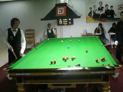 Sunny Akani Snooker