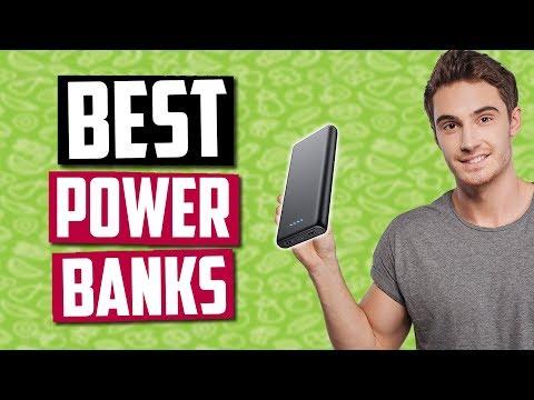 Best Power Banks In 2020 [Top 5 Picks For Phones, Laptops & Tablets]