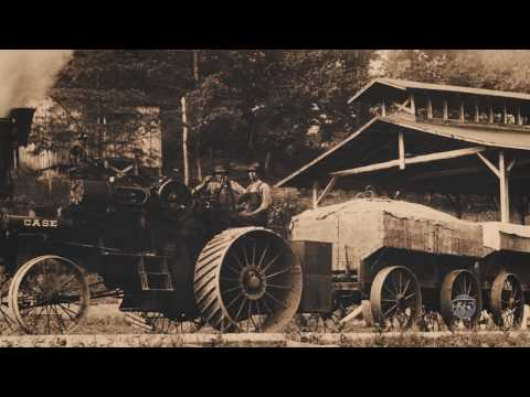 CASE Construction Equipment Celebrates its 175 Year History