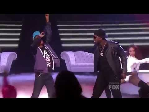 50 Cent Performs on XFactor USA Final with Astro.