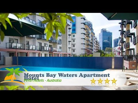 Mounts Bay Waters Apartment Hotel - Perth Hotels,  Australia