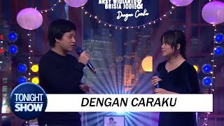 Download lagu Arsy Widianto Ft. Brisia Jodie - Dengan Caraku Mp3