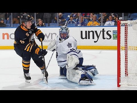 Shootout: Maple Leafs vs. Sabres
