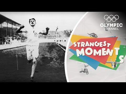 Bizarre London marathon earns legendary status | Strangest Moments