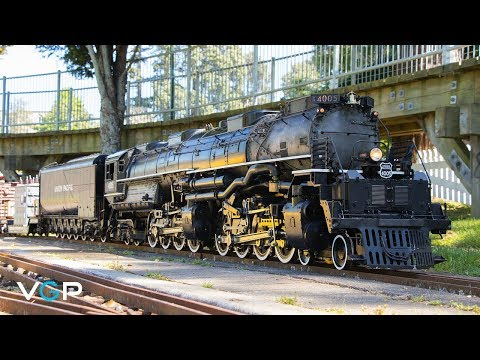 Union Pacific 'Big Boy' #4005 7.25