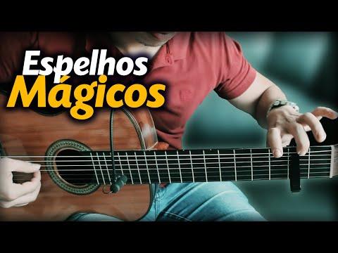 Espelhos Mágicos - Oficina G3 Violão Solo Fingerstyle by Rafael Alves