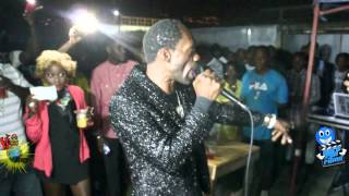 Ninja Man Performing at The Yutes Dem Gone Away - June 06, 2015 - Pure Fun Films
