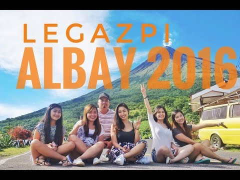 Bicolandia 2016: DAY 1 Legazpi, Albay 2016 (Watch in HD)