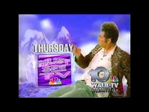 NBC Must See TV Thursday    1996