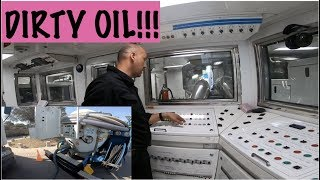 Discharging Dirty Oil - Super Yacht Edition (Captain's Vlog 98)