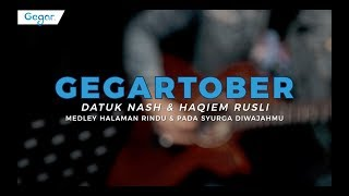 Datuk Nash & Haqiem Rusli - Medley Halaman Rindu & Pada Syurga Di Wajahmu (LIVE)