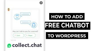 How To Make A ChatBot For FREE To Your Website