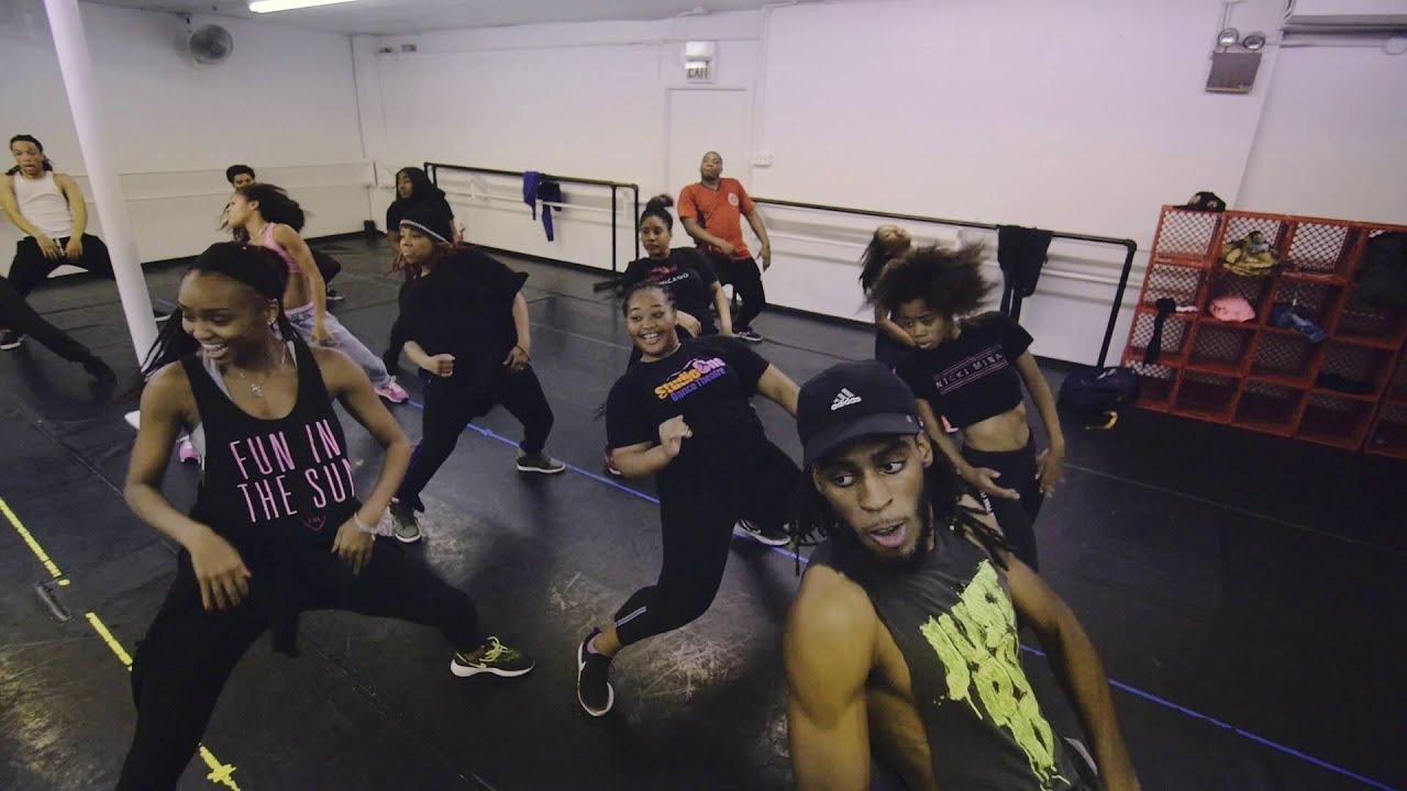 Lil Bit x K Camp    Alumni MasterClass Hip Hop    MzFlo   