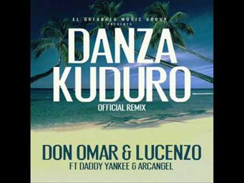 Danza Kuduro Remix  Don  Omar Ft Daddy Yankee y Arcangelwmv