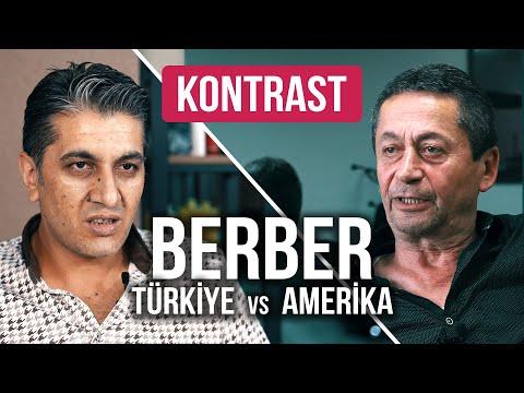Kontrast - Berber 12. Bölüm AMERİKA VS TÜRKİYE