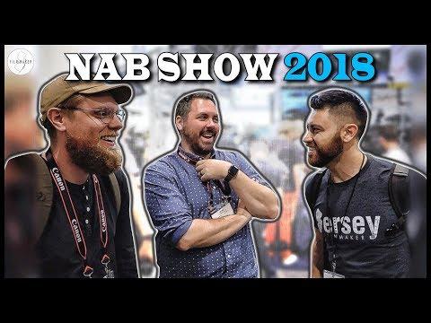 NAB SHOW 2018 - Best Gear On Display!!