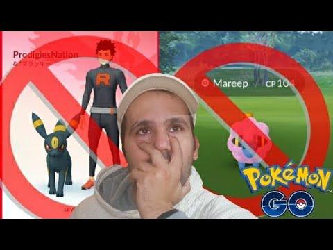 I Got BANNED For Capturing Too Many Pokemon - Soft Ban ...
