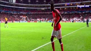 Video Gol Pertandingan Benfica vs AS Monaco