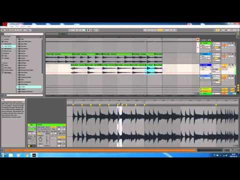 RJD2 - Ghostwriter // Remake in Ableton Live [sample]