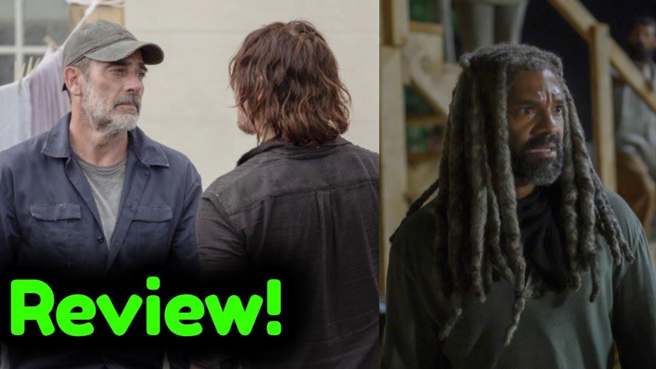 Download The Walking Dead Season 10 Episode 4 'Daryl Confronts Negan & Hilltop Battle Review & Breakdown!
