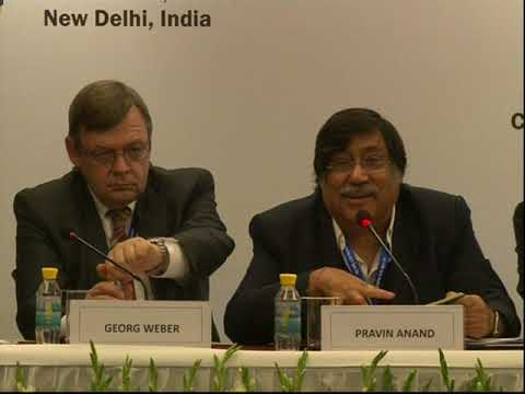 Panel discussion on evolving...Part 1 (5th Indo-European Conference)