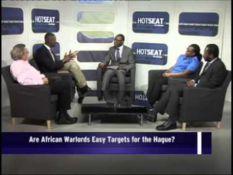 Vox Africa: Vava Tampa On African Warlords and The Hague