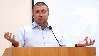 Дмитрий ПОТАПЕНКО встретился со студентами Омска(Издательская студия