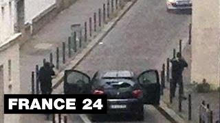Attentat à Charlie Hebdo :