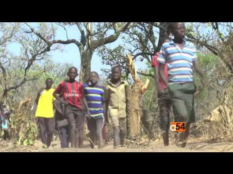 South Sudan Rebecca Nyandeng VOA Interview