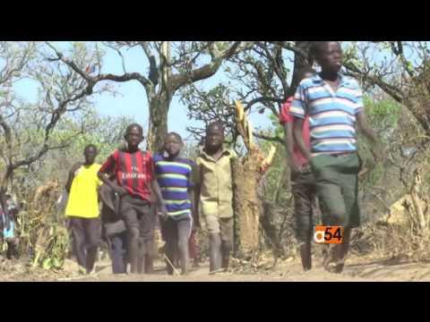 South Sudan Rebecca Nyandeng VOA Interview