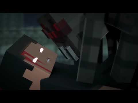 Alan Walker - Fade(animation Minecraft)