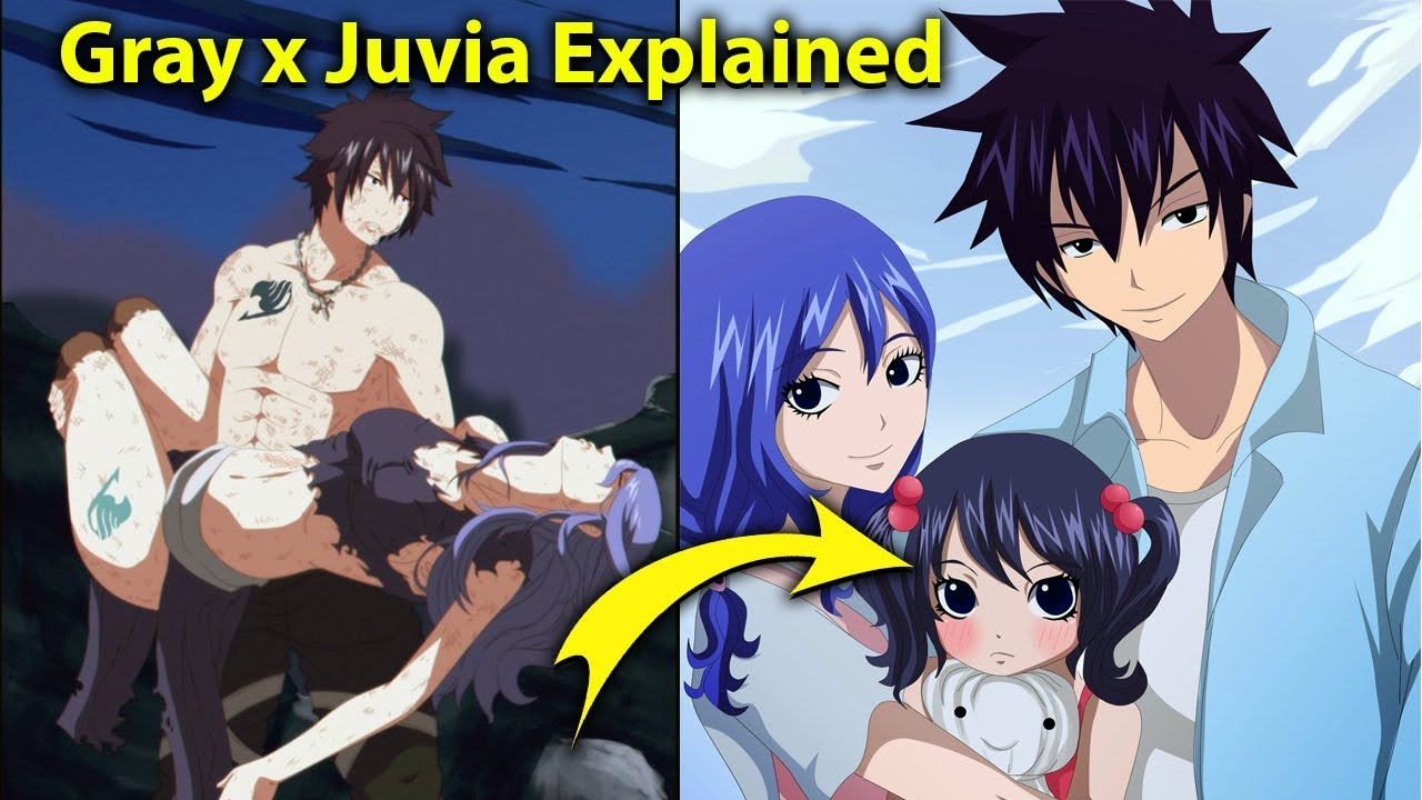 Why Do We Fall Wallpaper How Did Gray Amp Juvia Fall In Love Amp Marry Gray X Juvia