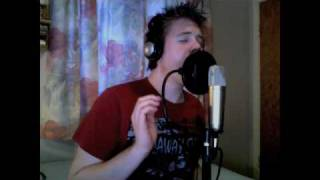 hallucinations angels airwaves acoustic cover