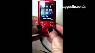 Download Video Sony NWZ-E463 MP4 Player Review MP3 3GP MP4
