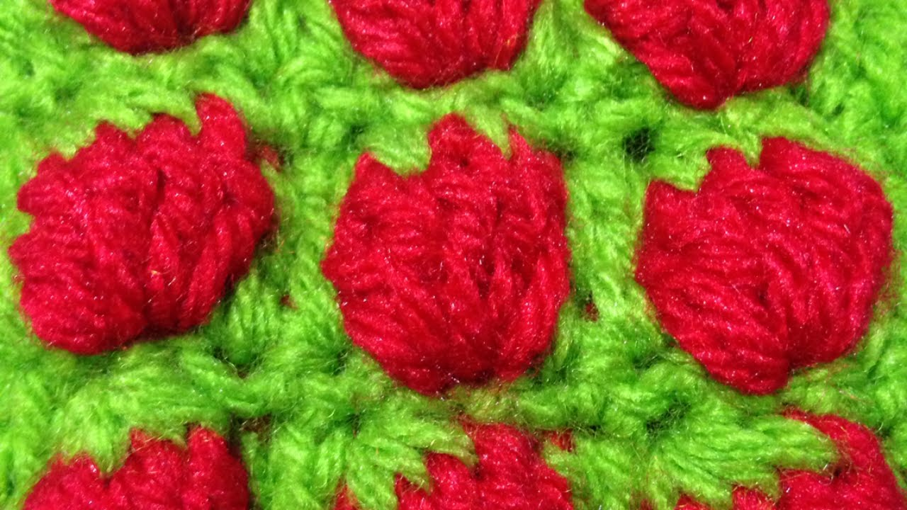 How to crochet a cute strawberry stitch diy diy tutorial how to crochet a cute strawberry stitch diy diy tutorial guidecentral youtube ccuart Image collections