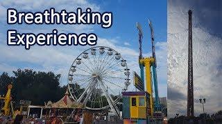 Amusement Park Mamaia Romania   Luna Park   Carousels & Rides