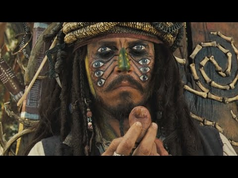 Download Pirates of The Caribbean 2 (2006) - Captain Jack Sparrow Funny Moments