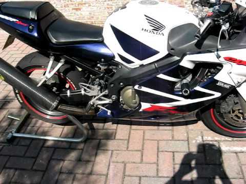 honda cbr 600 f 2006 winter