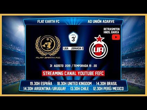 En Directo: Flat Earth FC - AD Unión Adarve thumbnail