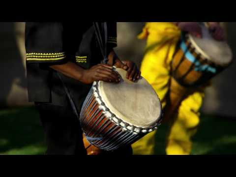 Tribal Music & African Drums with Nature Sounds | Shamanic Drumming to Relax