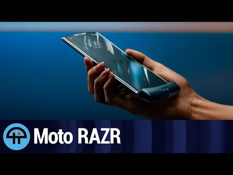 The Moto RAZR's Cool, but Will People Buy It?
