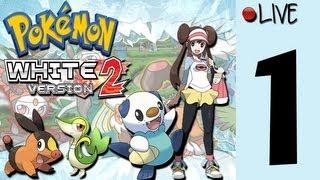 Pokemon White 2 (English Version) Let