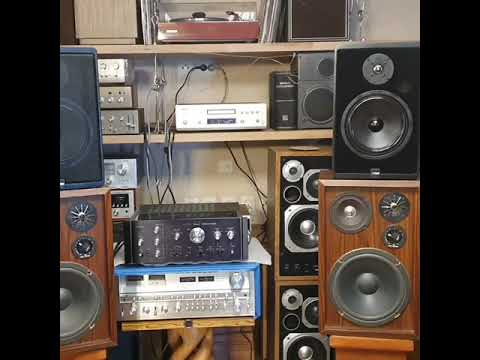 Perfect German Speakers In Studio Vintage Audio!