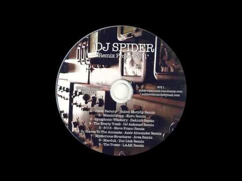 DJ Spider - S O S  (Steve Frisco Remix)
