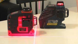видео Купить Лазерный нивелир-уровень CONDTROL NEO X1-360. Заводские цены